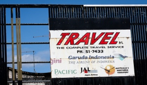 Travel Sign