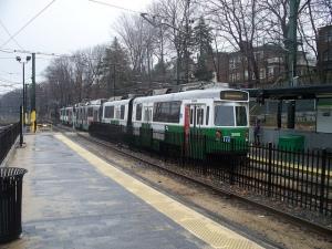 MBTA Green Line