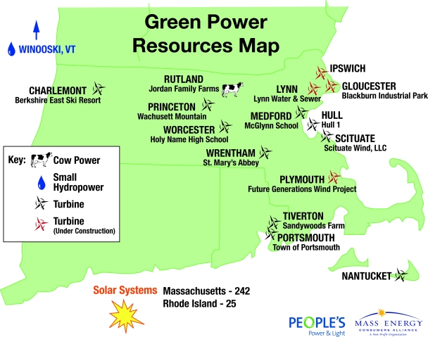 Resources Map
